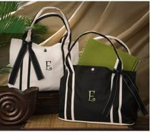 Monogrammed ladies sport tote for tennis or golf! Adorable mini sport tote holds your essentials whatever your activity, add a monogram!