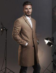 David Beckham , H&M