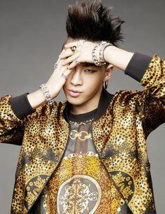 Taeyang x Versace & Chrome Hearts