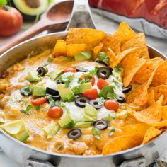 This one pan, Mexican Chicken Taco Skillet is filled with chicken, rice and corn, then topped with all the yummy taco fixin's for a delicious dinner recipe that my family requests over and over again! Brownie Desserts, Oreo Dessert, Mini Desserts, Coconut Dessert, Mexican Chicken Tacos, Salsa Chicken, Rice Recipes For Dinner, Delicious Dinner Recipes, Bulgogi