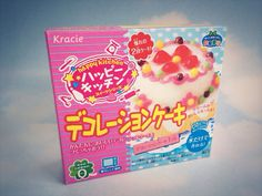 How to Kracie Popin Cookin Cake Deco DIY Candy Kit-Part 2