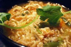 ramen+ noodle soup