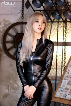 Moonbyul slaying this comeback