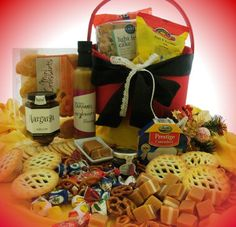 916 Little Red Pamper Hamper, Baby Gift Hampers, Corporate Gift Baskets, Corporate Gifts, Christmas Gift Baskets, Christmas Gifts, Thank You Gifts, Gifts For Him, Chocolate Hampers