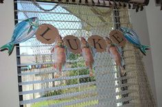 Fishing Baby Shower Party Ideas   Photo 7 of 18   Catch My Party
