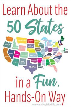 Check out the Make-A-State Activity Pak available through Home School in the Woods - Giveaway hosted at My Joy Filled Life Games For English Class, Esl Games, Esl Classroom, Geography For Kids, Geography Activities, Teaching Geography, Geography Lesson Plans, States And Capitals, School