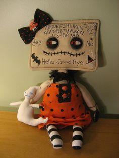 Halloween Cuppycake Time Ouija