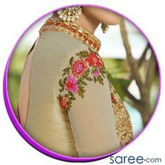 Image 9 - Trendy Saree Blouse Back Designs - saree.com