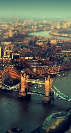 London. Always