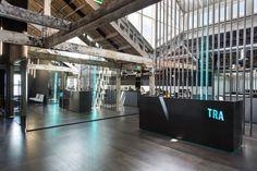 Winner: Supreme Award and Workplace (under 1000m<sup>2</sup>) — TRA by José Gutierrez Ltd.