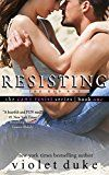 Free Kindle Book -   Resisting the Bad Boy: Sullivan Brothers Nice Girl Serial Trilogy, Book #1 (CAN'T RESIST)