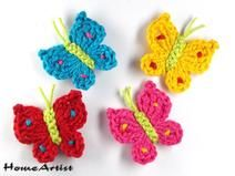 Crochet Applique Embellishment