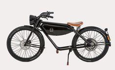 Meijs Motorman Retro Motorbike   Cool Material