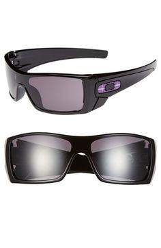 ca3cadde5f7c5 Men s Oakley  Batwolf  63mm Sunglasses - Black Sports Sunglasses, Luxury  Sunglasses, Polarized