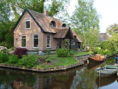 storybook house, holland.