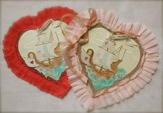 Ann Wood's free valentine tutorial