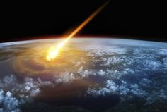 """""""Meteorite Impacts Brought Life-Producing Phosphorous To Early Earth,"""" via Red Orbit"""