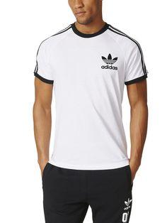 Adidas Clfn Tee - White #adidas #tee