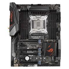 ROG Strix X99 Gaming Desktop Motherboard - Intel X99 Chipset - Socket
