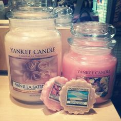 Yankee candles! <3