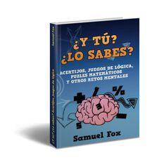 Y tú? Lo sabes? Acertijos juegos de lógica - Samuel Fox  En este libro encontrarás una recopilación de algunos de los más clásicos retos mentales. Haz que tu cerebro saque humo resolviendo acertijos juegos de lógica puzles matemáticos enigmas Reta a tus amigos y familiares a encontrar las soluciones. Y tú? Lo sabes?  Captura:  Enlace de Descarga: [4.2 MB - Contraseña: http://ift.tt/2kUp2AR]  Mega:       OPCION 1 | OPCION 2 | OPCION 3  Tweet Follow @FullEngineeringBook   http://ift.tt/2l8c1FI…