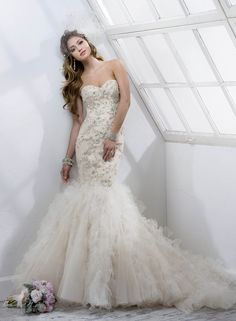 Teresa - by Maggie Sottero