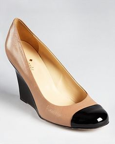 kate spade wedges for work