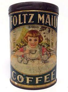Foltz maid coffee.