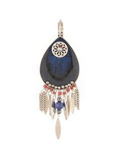 Satellite #Indian Amazon #earrings