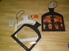 Fiery furnace craft for the younger kids