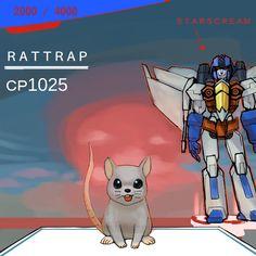Transformers GO - Gufu-Kandagawa