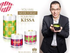 Matcha Tee www.kissatea.com