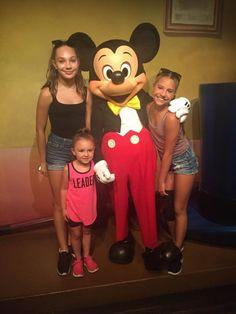 Maddie, Mackenzie and their little cousin