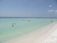 This is true Florida beach - Okaloosa Island, FL!