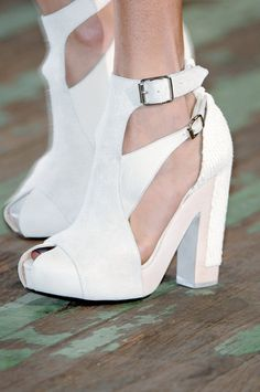 Nicholas Kirkwood for Prabal Gurung - 50 Best Shoes of New York Fashion Week - StyleBistro