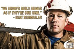 Words to live by from Beat Schwaller.