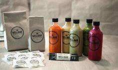 Wellbar NYC package design & development by Scott Buckets