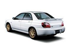 Subaru Impreza WRX STi Spec C (2003 – 2005).