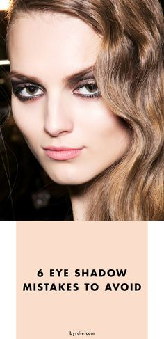 5 eye shadow mistakes and how to fix them