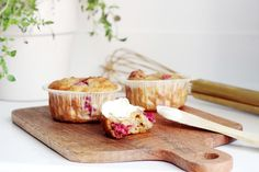 Fika, Breakfast Time, Mini Cupcakes, Cake Recipes, Recipies, Dairy, Food And Drink, Lunch, Bread