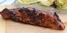 Opskriften giver en ufattelig lækker og saftig grillet svinemøbrad