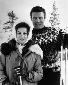 Ann Margret And Roger Smith. Roger gave Ann-Margret a five-carat diamond engagement ring in 1966 on a horse-drawn carriage in Central Park, and they married on May 8, 1967 at the Riviera in Las Vegas.