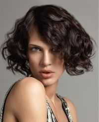 Chic Full Curls Hair Styles for Fall Acconciature Eleganti cff5cca76026