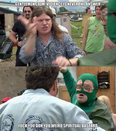 Faceook, /Rickyisms, Trailer Park Boys, Green Bastard Bules, Ricky, Don, Donna, Julian, Sunnyvale Trailer Park