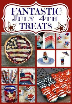 Fantastic 4th of July Recipes | The Mindful Lifestyle