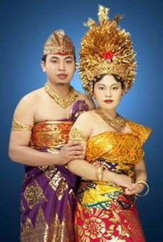 Balinese Traditional Wedding Customs