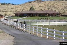 STUNNING EQUESTRIAN PROPERTY  |  Reno, NV  |
