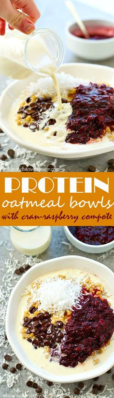 These easy oatmeal b