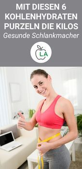 Abnehmen mit Kohlenhydraten – So verlierst du schnell Fett ohne Low Carb Losing weight with carbohydrates – How to lose fat fast without low carb – weight Lose Weight In A Week, Diet Plans To Lose Weight, How To Lose Weight Fast, Losing Weight, Weight Gain, Lose Fat Fast, Lose Belly Fat, Best Healthy Diet, Healthy Eating