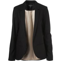 Tall Blazer ❤ liked on Polyvore